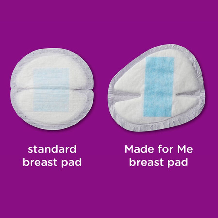 Tommee Tippee, Made for Me Breast Pads, Daily, 100 ct, , large image number 3
