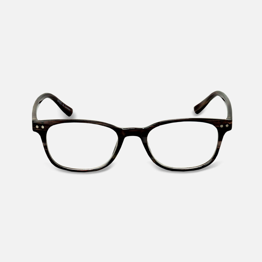 Caring Mill™ Reading Glasses, Gray Tortoise, , large image number 0