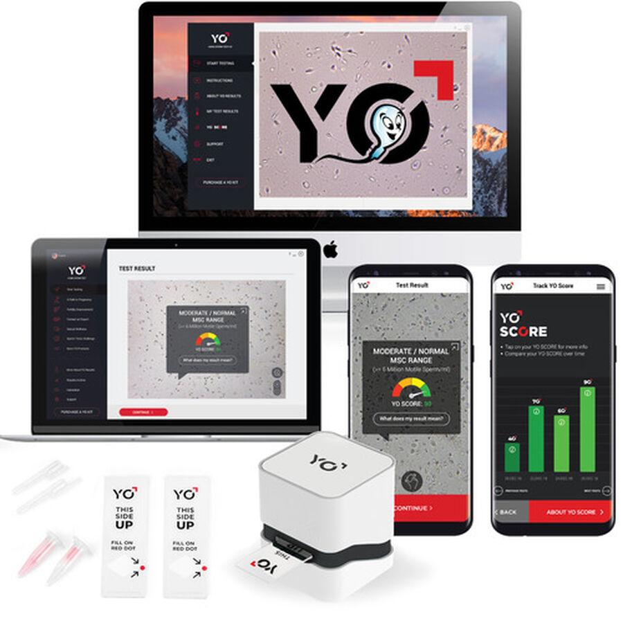 YO Home Sperm Test Kit - Universal, , large image number 3