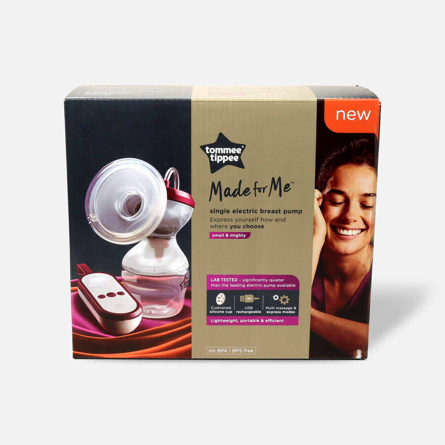 Tommee Tippee, Made for Me Single Electric Breast Pump, , large image number 1