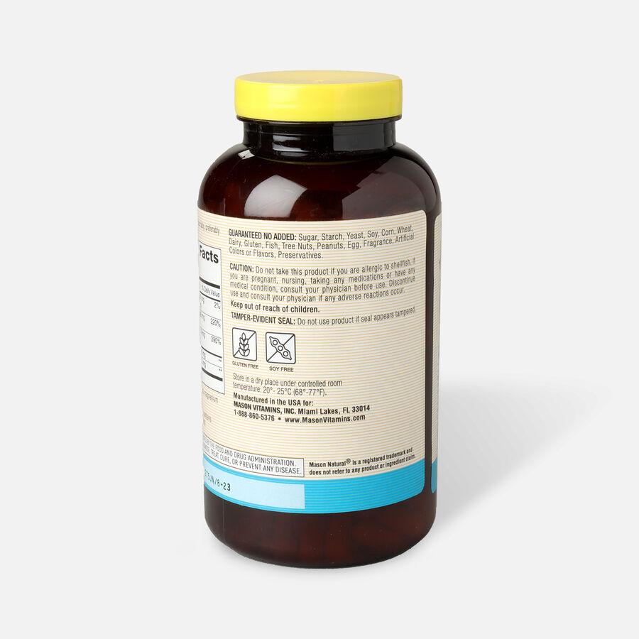 Mason Vitamins Natural Glucosamine Chondroitin Double Strength 1500/1200 3 per Day, , large image number 7