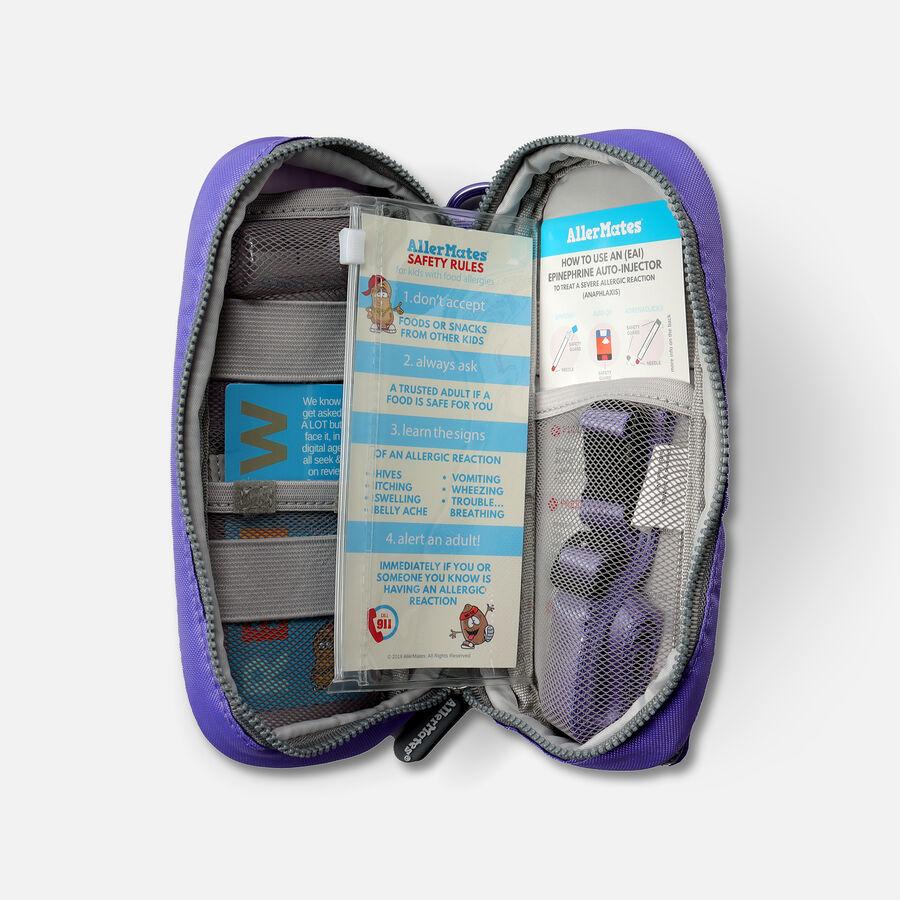 AllerMates Children's Allergy Medicine Case Epi Pen Holder Carrier, , large image number 5