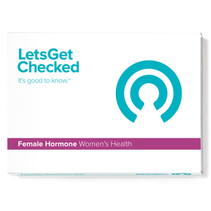 LetsGetChecked At-Home Female Hormone Test