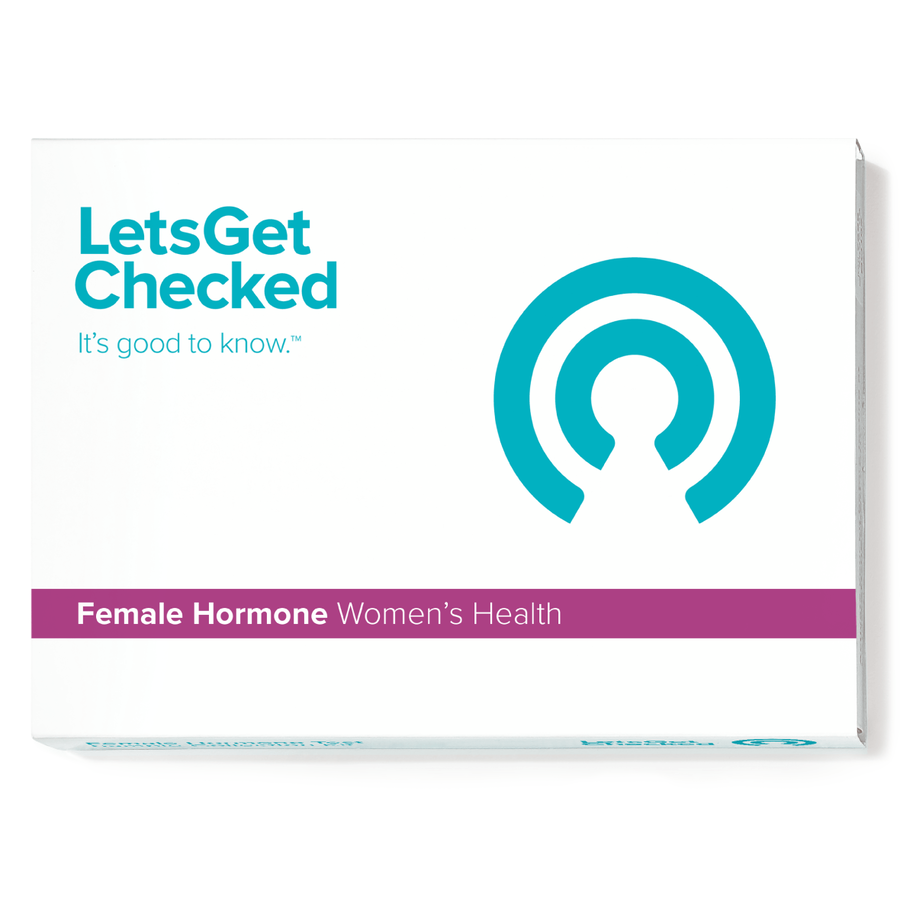 LetsGetChecked At-Home Female Hormone Test, , large image number 0