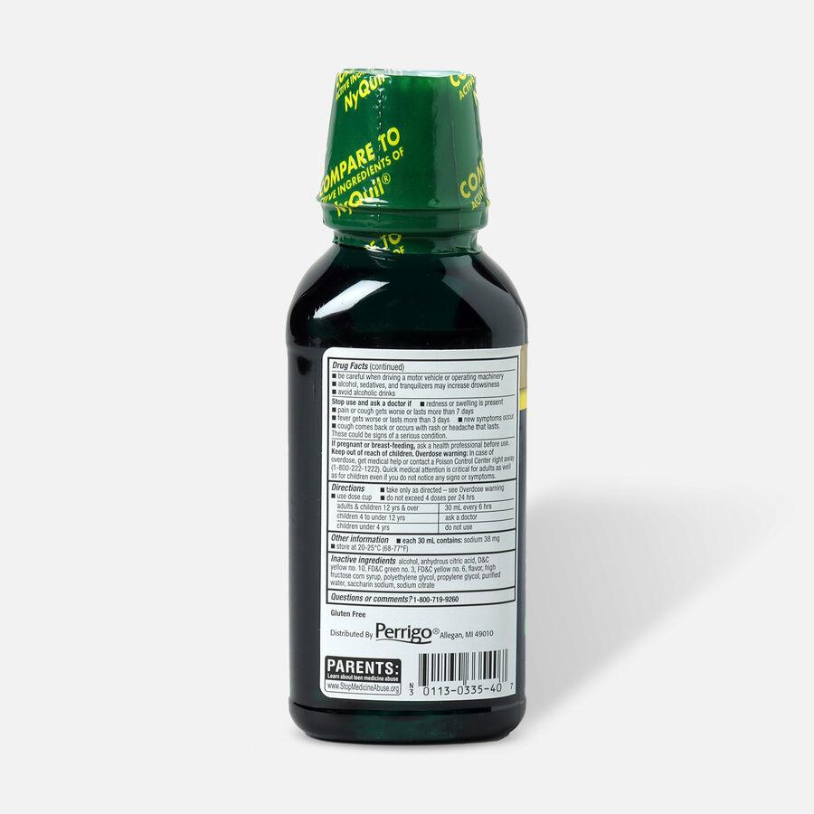 GoodSense® Night Time Cold and Flu Multi Symptom Original, , large image number 2