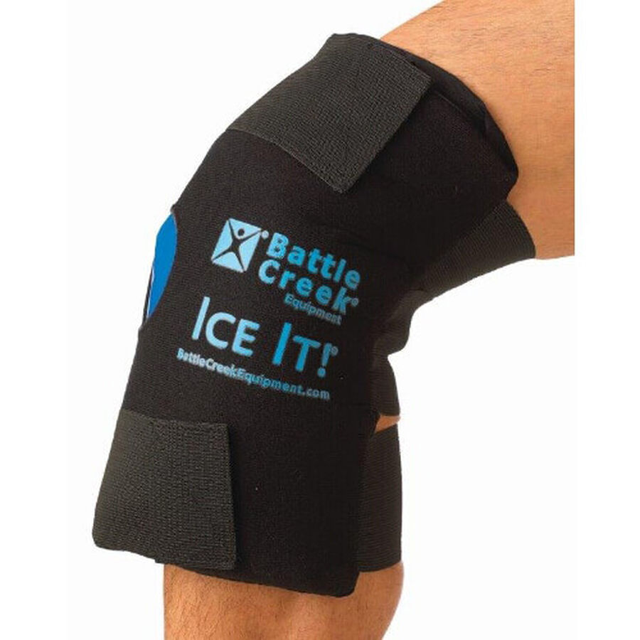"Battle Creek Ice It! Cold Comfort Knee System 12"" x 13"", , large image number 1"