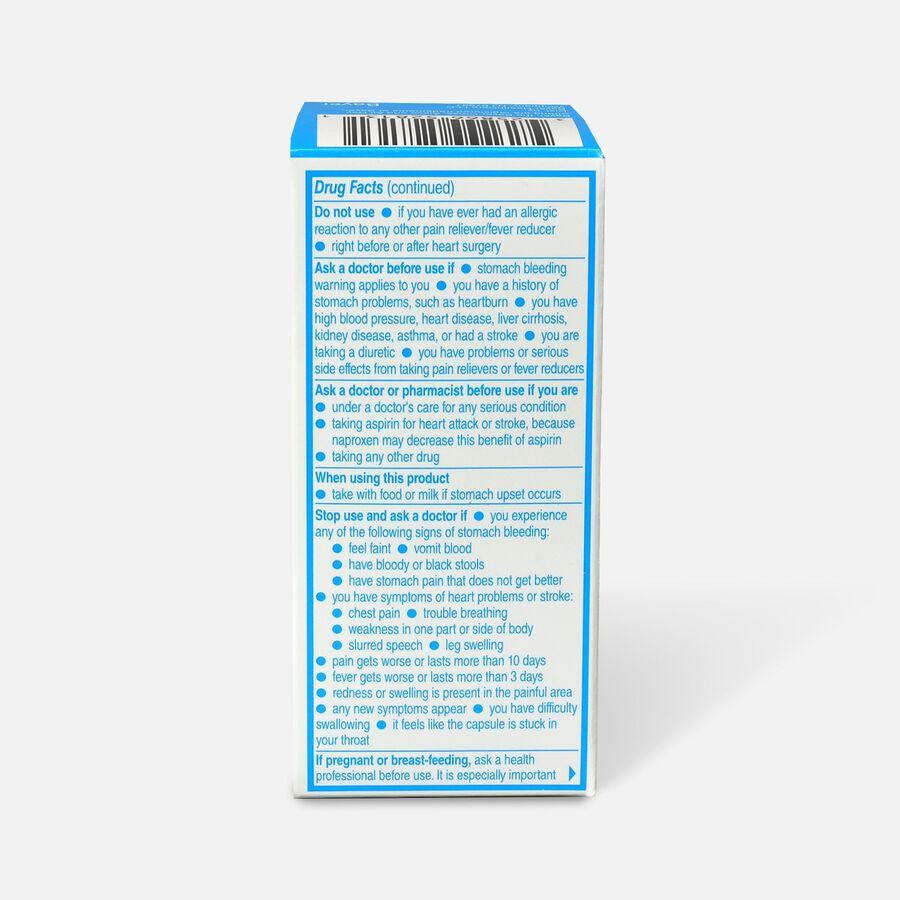 Aleve Liquid Gels Pain Reliever/Fever Reducer, 20 ea, , large image number 1