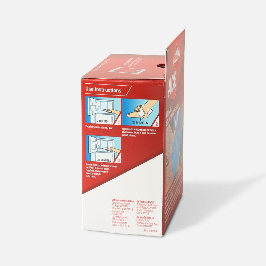 "Ace Reusable Cold Compress 5"" X 10"", 1 ea, , large image number 3"