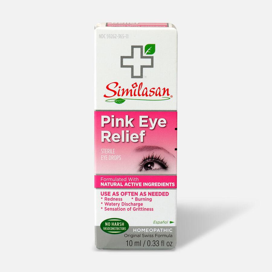 Similasan Pink Eye Relief, 0.33 fl. oz., , large image number 0