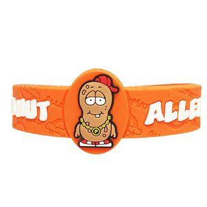 AllerMates Children's Allergy Alert Bracelet - Peanut