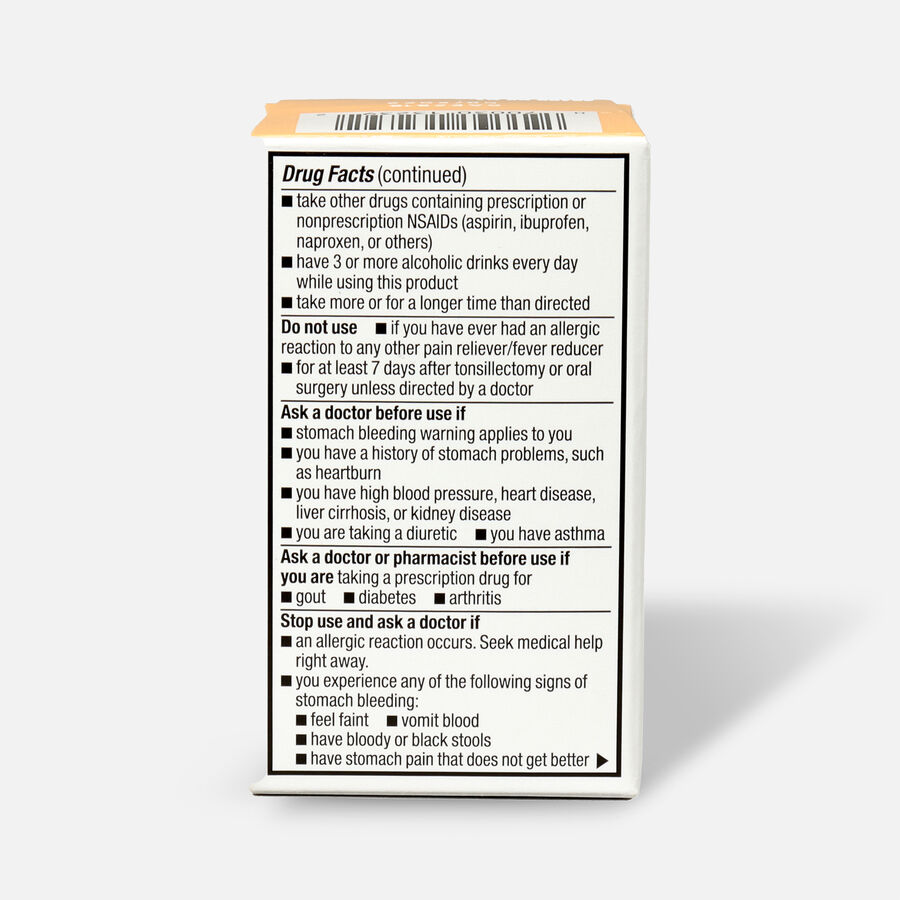 GoodSense® Aspirin 81 mg Low Dose Chewable Tablets, , large image number 4