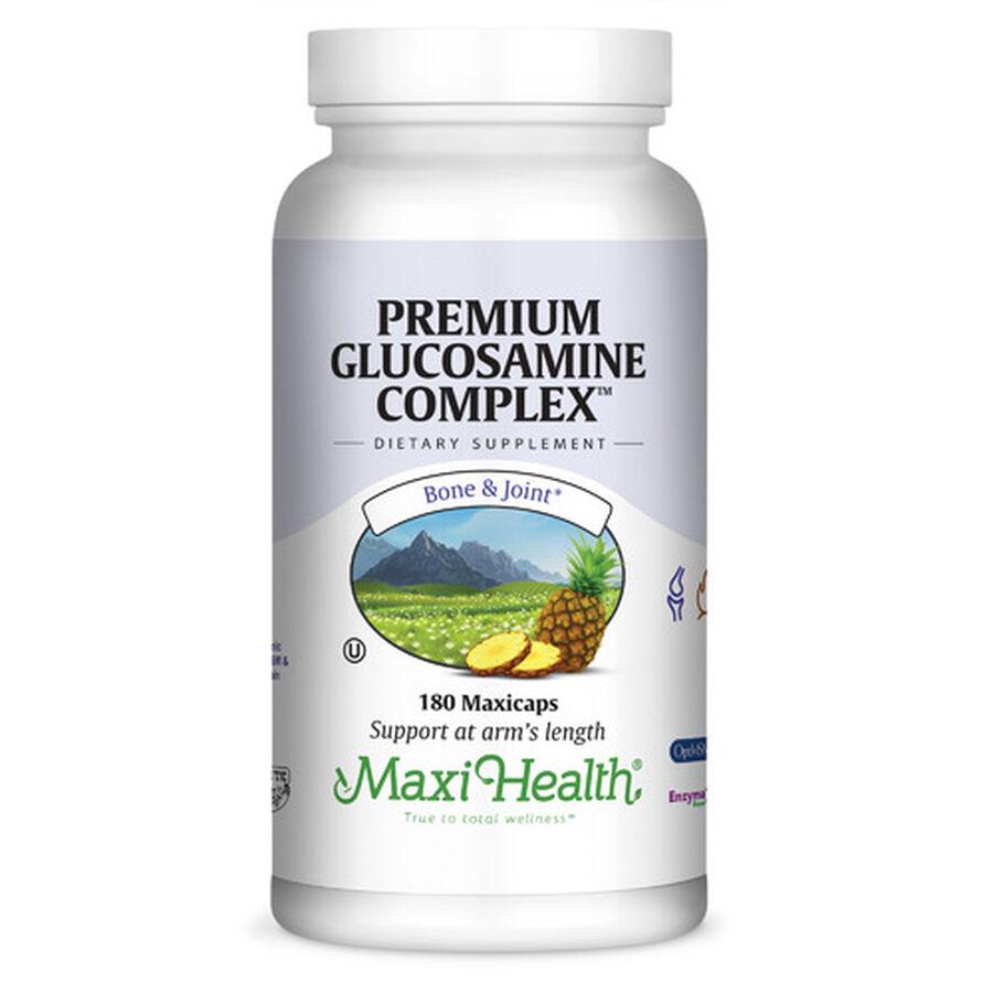 Maxi Health Premium Glucosamine Complex Capsules, , large image number 2