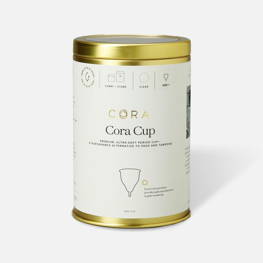 Cora Menstrual Cup, , large image number 0