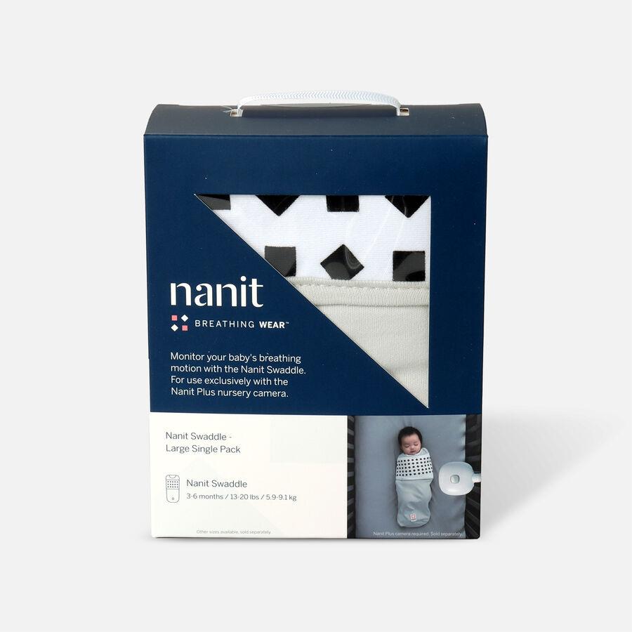 Nanit Breathing Wear Swaddle, , large image number 0