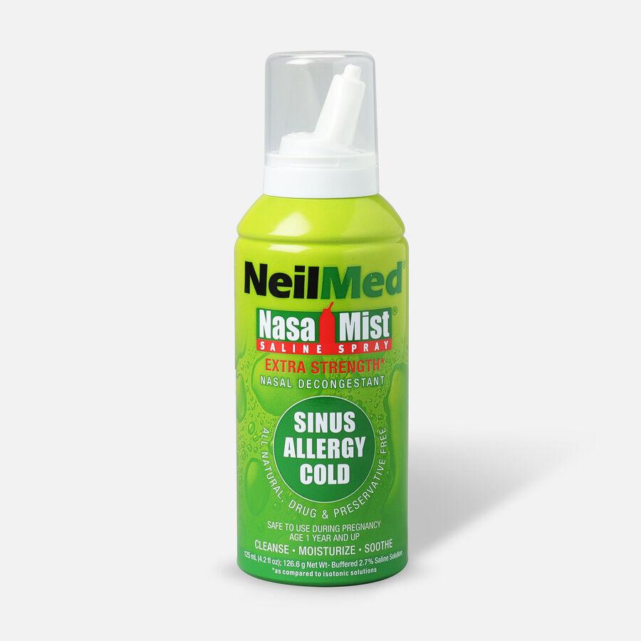 NeilMed NasaMist Hypertonic Saline Spray, 4.2 oz, , large image number 0
