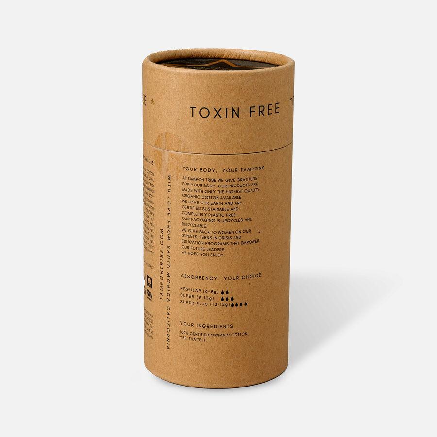 Tampon Tribe Organic Cotton Applicator Tampons, , large image number 5