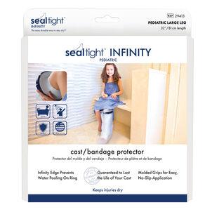 Seal-Tight Infinity Cast Protector Pediatric Large Leg
