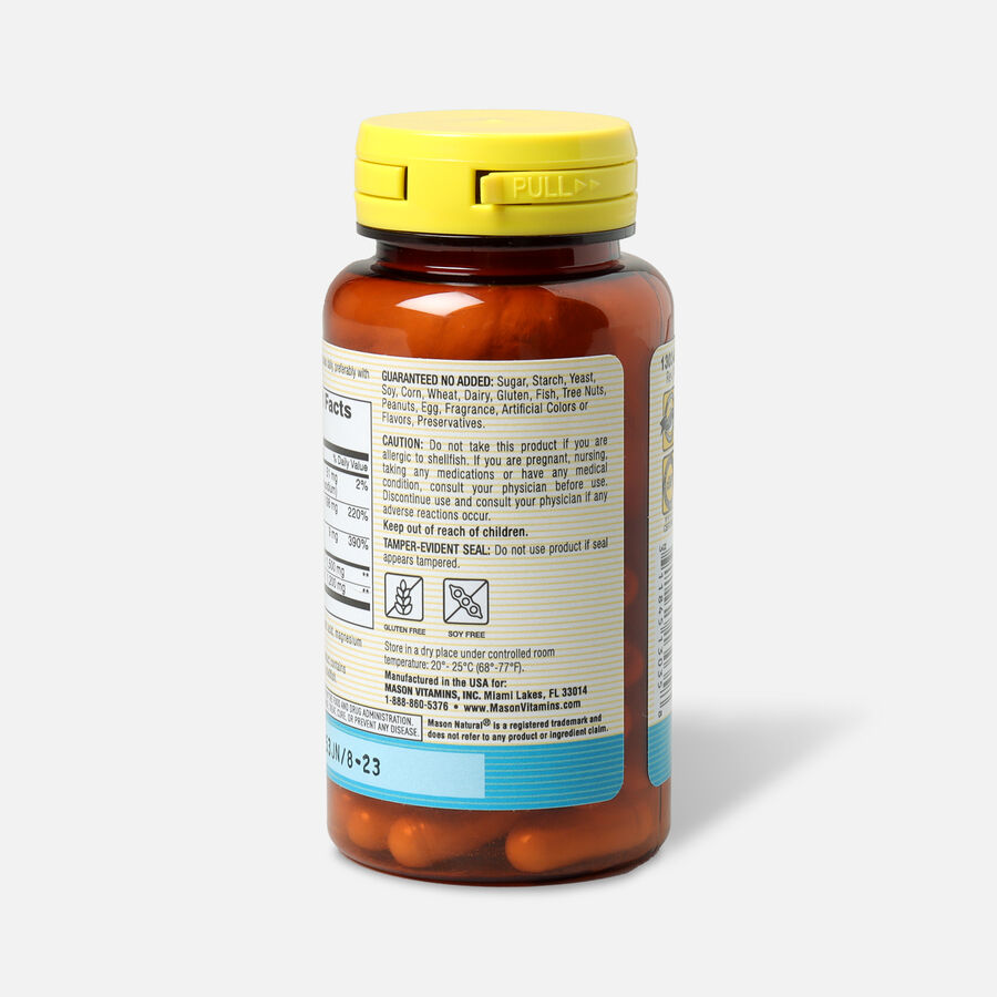 Mason Vitamins Natural Glucosamine Chondroitin Double Strength 1500/1200 3 per Day, , large image number 10