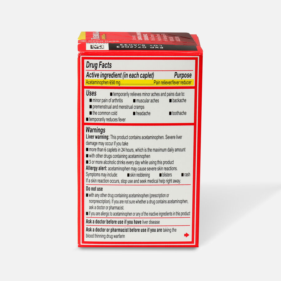 Tylenol 8HR Arthritis Pain Caplet, 24 ct, , large image number 1
