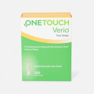 OneTouch Verio Test Strip-100 count