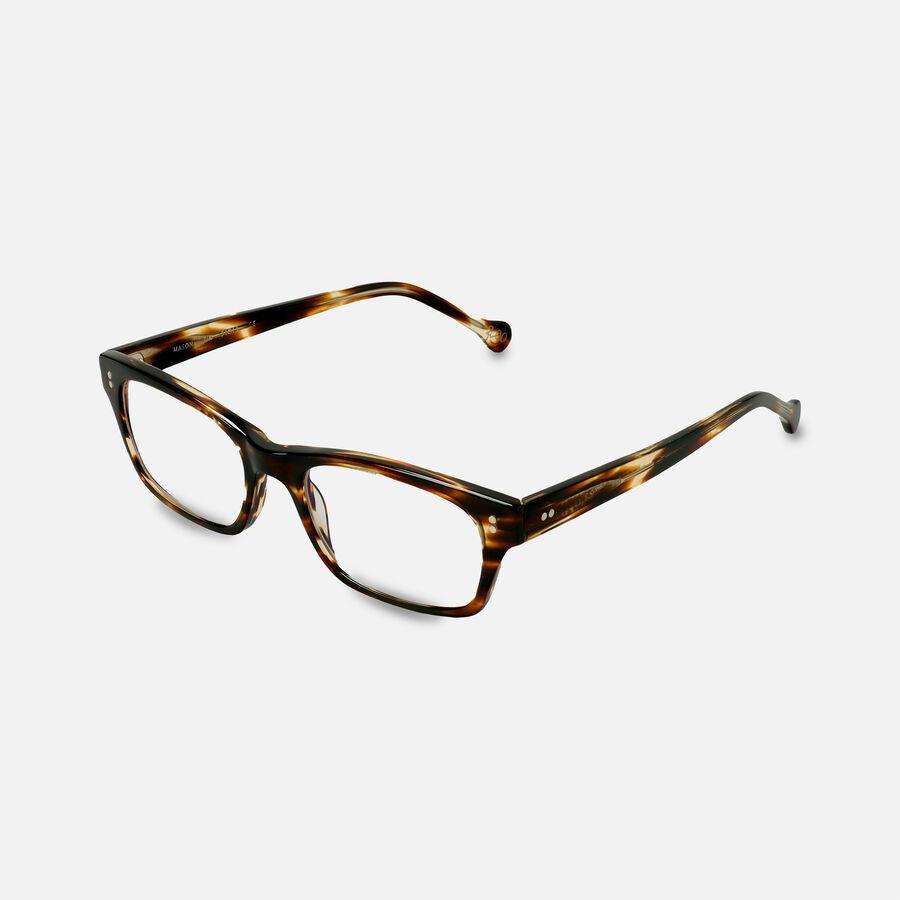 eyeOs Mason Tortoise Premium Reading Glasses, , large image number 2