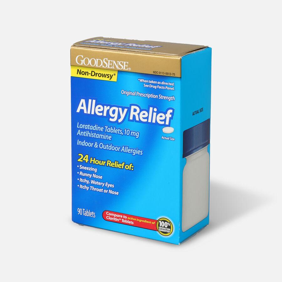 GoodSense® Allergy Relief Loratadine 10 mg Tablets, , large image number 5