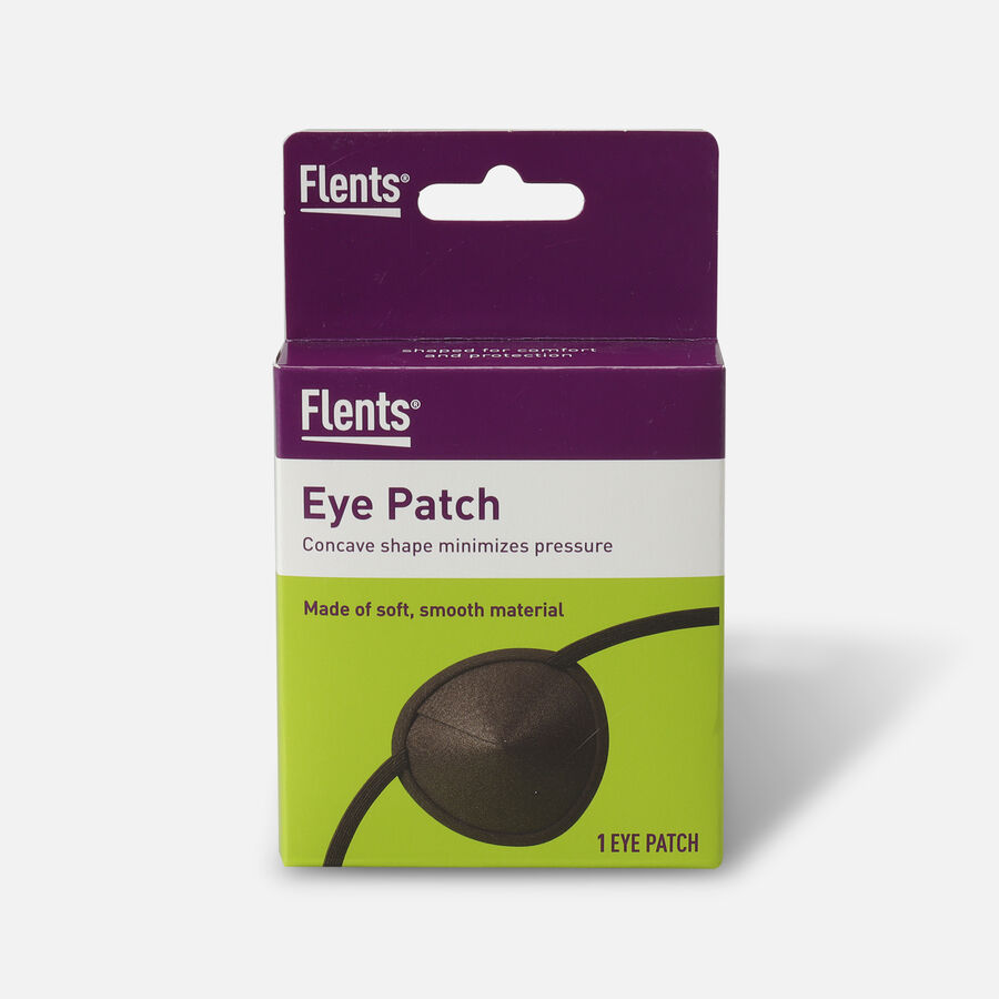 Flents Eye Patch, One Size Fits All, 1 patch, , large image number 0