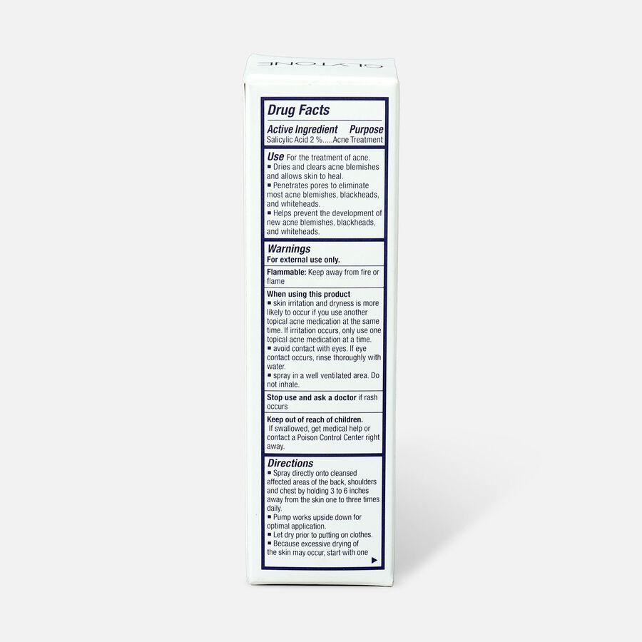 Glytone Acne Treatment Spray, Back & Chest, , large image number 1