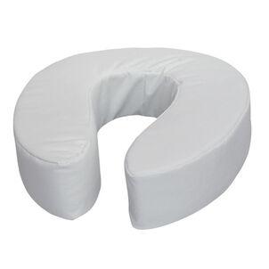 """DMI® 4"""" Vinyl Cushion Toilet Seat"""