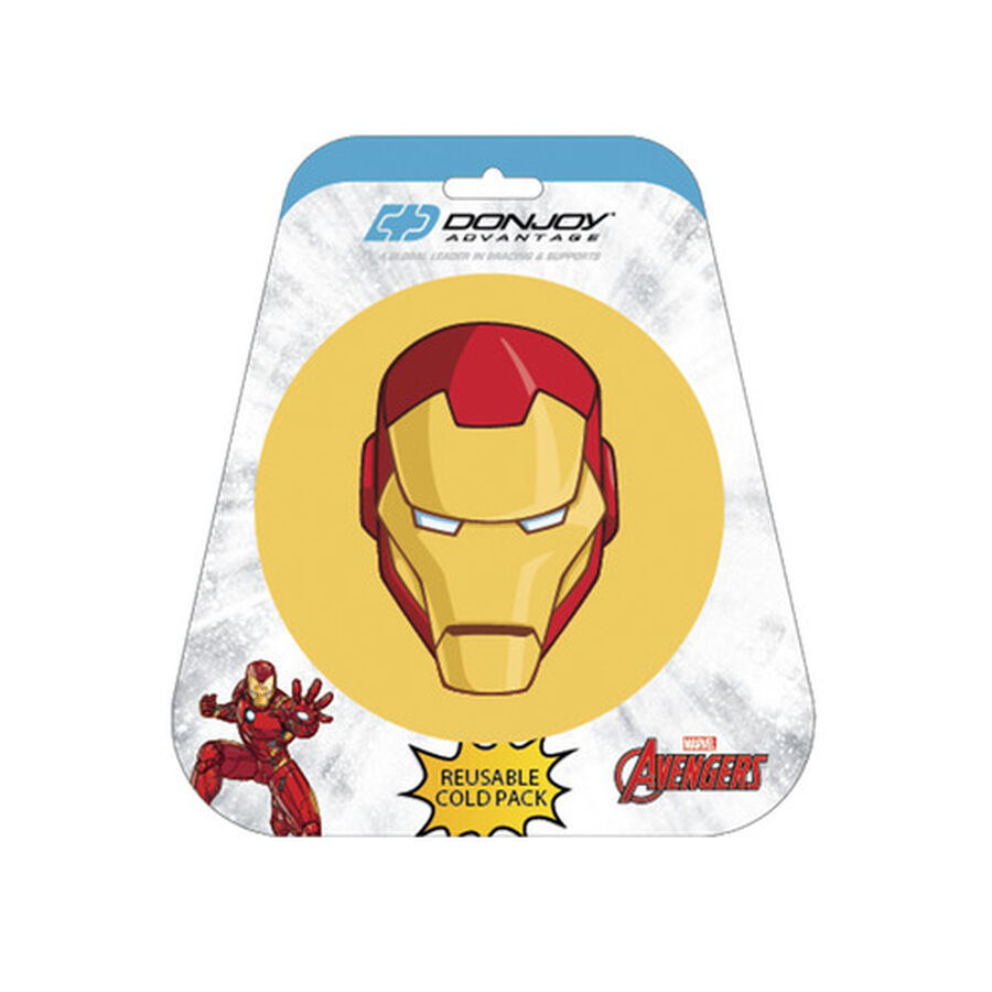 DonJoy Marvel Reusable Cold Pack - Iron Man, , large image number 2