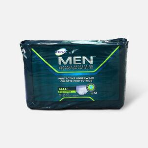 Tena Men Heavy Protection Underwear, Super Plus