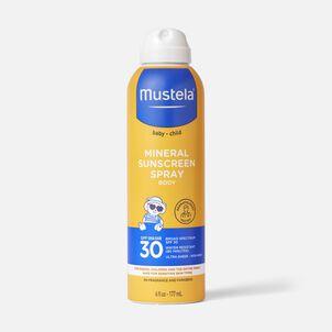 Mustela Mineral Sunscreen Spray, SPF 30, 6 oz