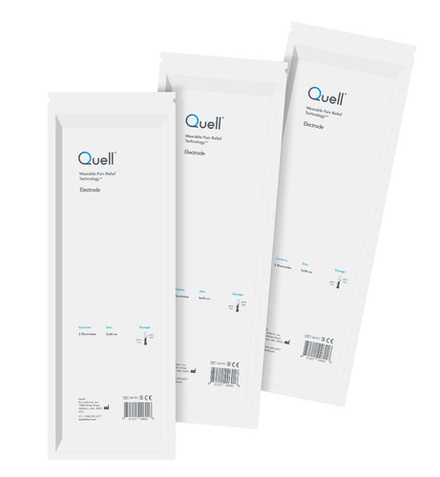 Quell Electrodes, 3 month supply, , large image number 0