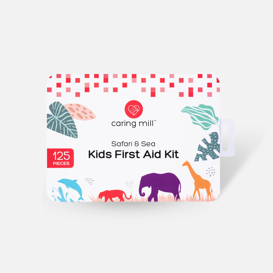 Caring Mill® Kid's First Aid Kit 125pc, , large image number 0