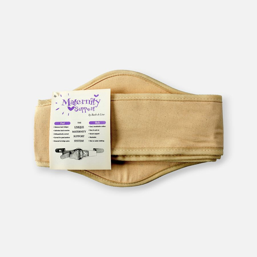 Baby Your Back Deluxe Maternity Lumbar Support, Natural, , large image number 0