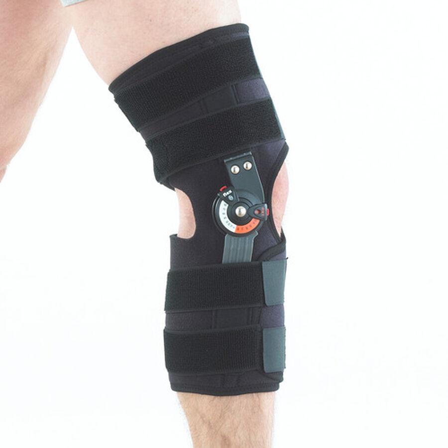 Neo G Adjusta Fit Hinged Open Knee Brace, One Size, , large image number 2