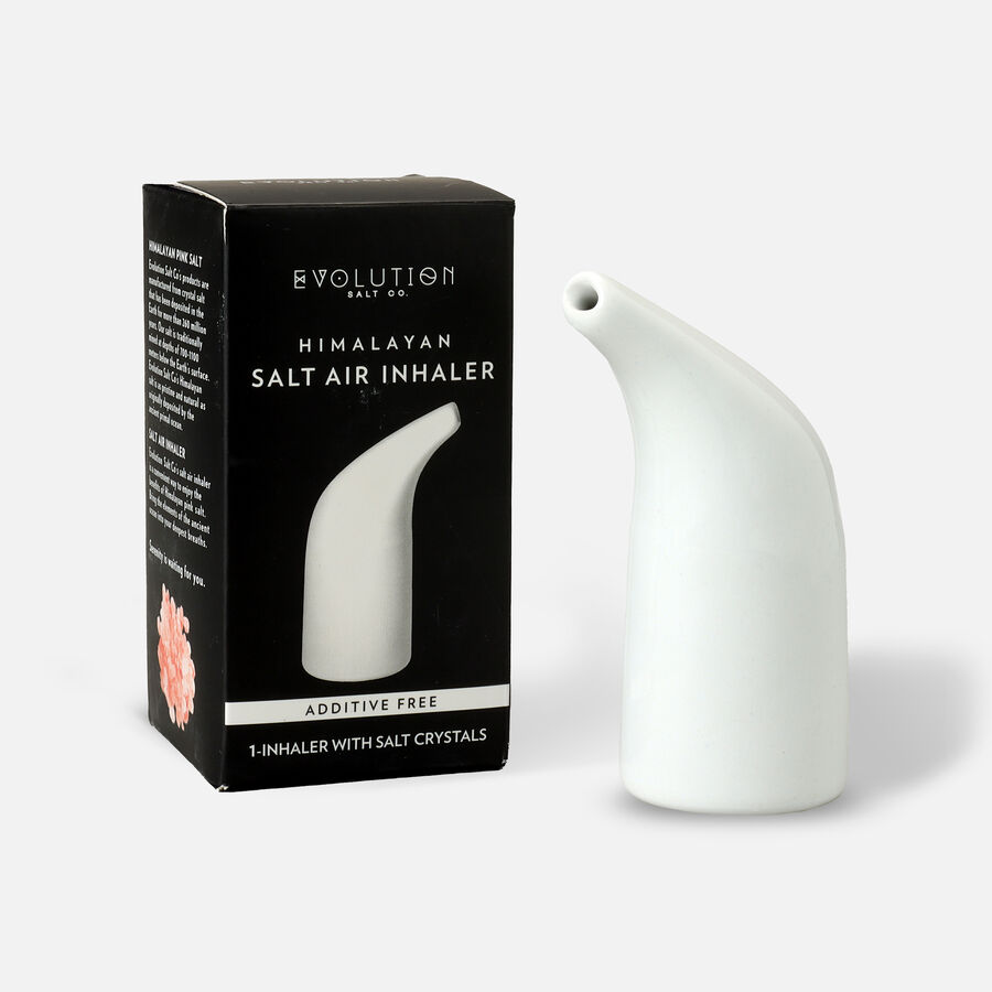 Evolution Salt Himalayan Ceramic Salt Inhaler, , large image number 4