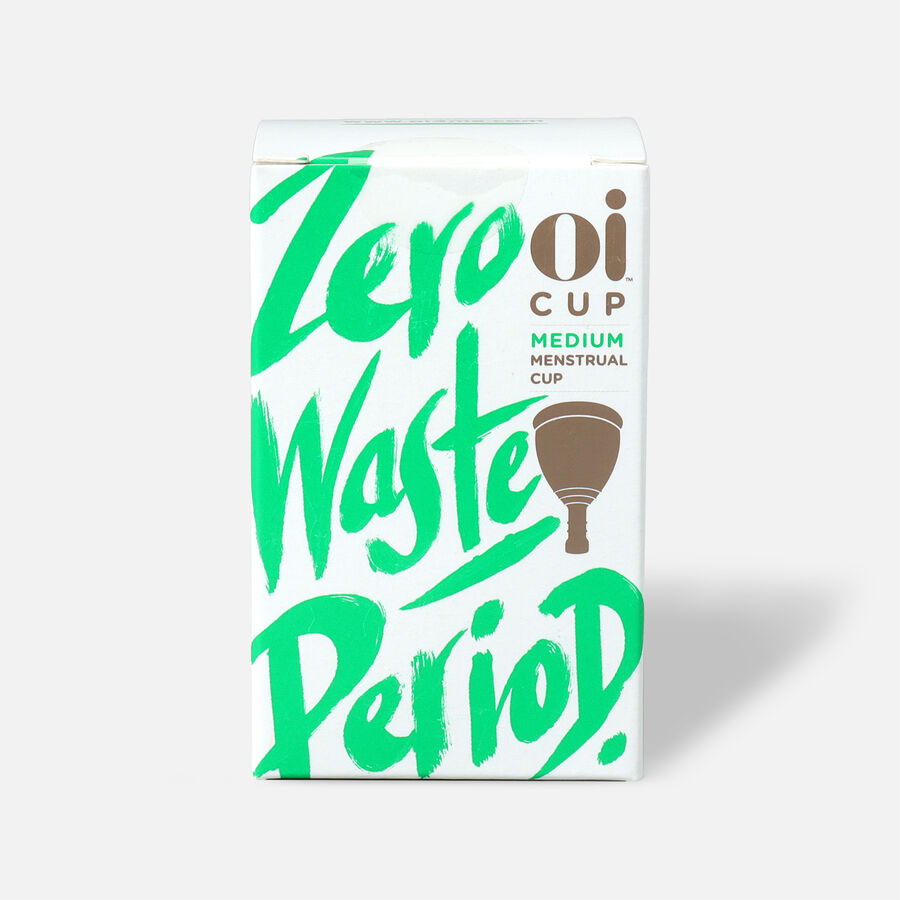 Oi Menstrual Cup, Recyclable, , large image number 0