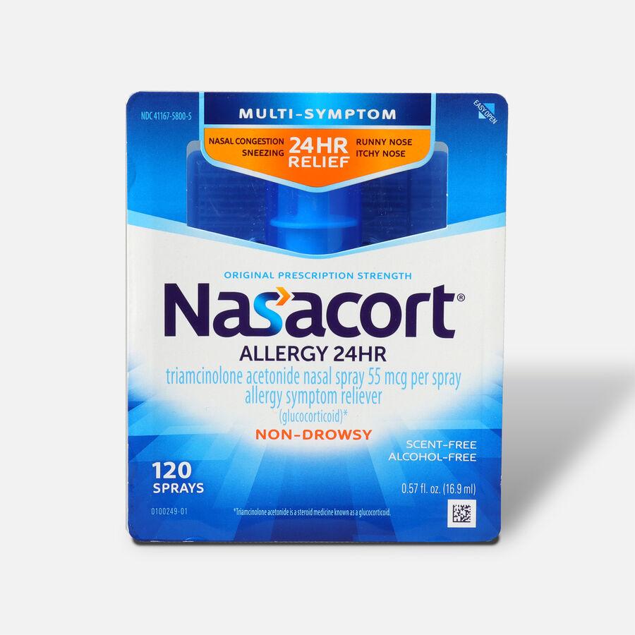 Nasacort Allergy Spray, , large image number 1