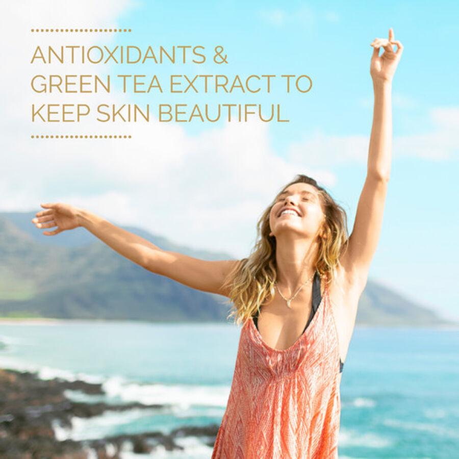 Hawaiian Tropic Antioxidant+ Sunscreen Mist SPF 30, 3.4oz., , large image number 4