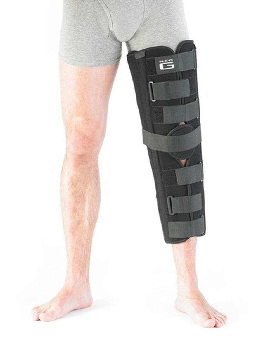 Neo G Knee Immobilizer, , large image number 1