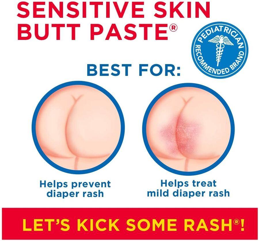 Boudreaux's Butt Paste, Sensitive Skin, 2 oz, , large image number 3