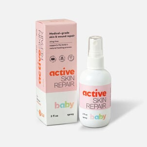Active Skin Repair Baby Spray 3oz.