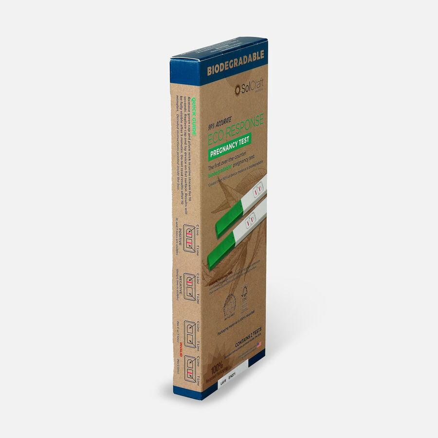 Eco Response Biodegradable Pregnancy Test - 2ct, , large image number 2