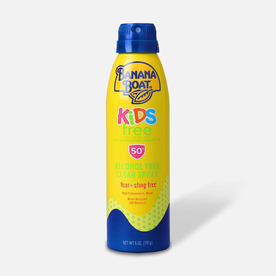 Banana Boat Kids UltraMist Spray, SPF 50, 6 oz, , large image number 0