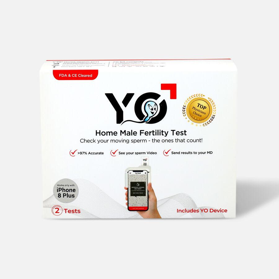 YO Home Sperm Test Kit, , large image number 3