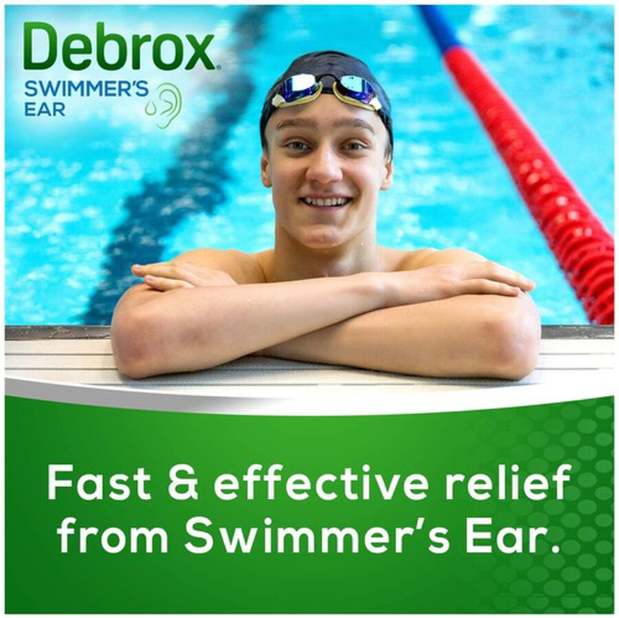 Debrox Swimmer's Ear Relief, 1 oz, , large image number 4