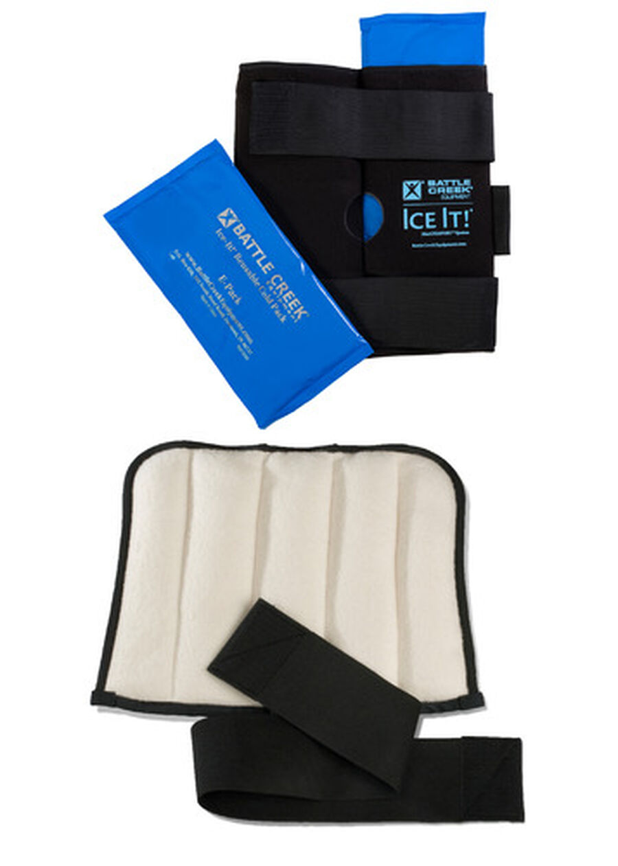 Battle Creek Knee Pain Kit with Moist Heat and Cold Therapy, , large image number 5