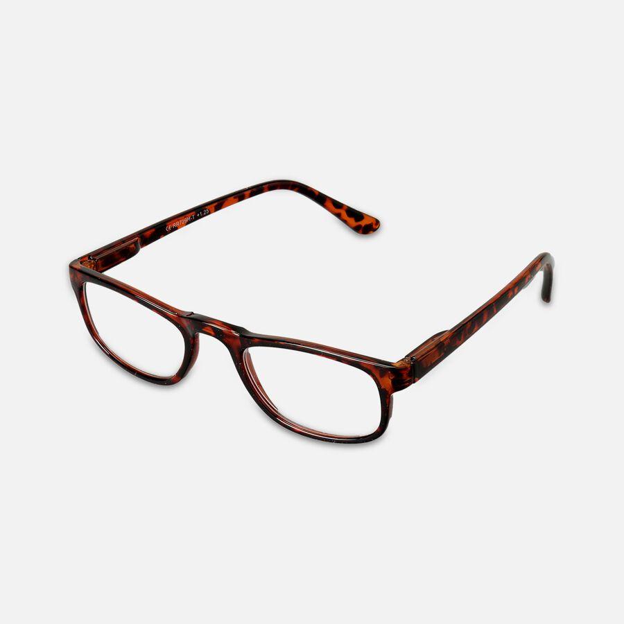 Today's Optical Half Eye Tortoise Reading Glasses, , large image number 1