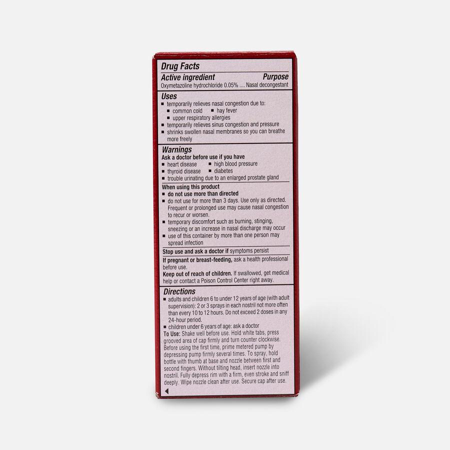Afrin No Drip Original Nasal Spray, 0.5 oz, , large image number 1